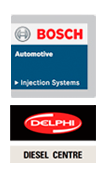 BOSCH and DELPHI