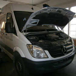 Services of the Repair and Diagnostic Centre 25